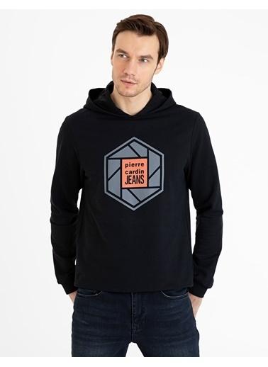 Pierre Cardin Erkek   Sweatshirt G021SZ082.000.1235930.VR046 Siyah
